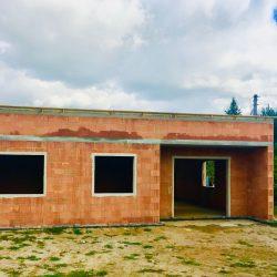 Dom jednorodzinny w stanie surowym otwartym - BAUMAG - fot.3