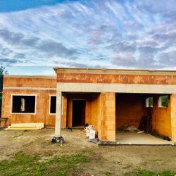 Dom jednorodzinny w stanie surowym otwartym - BAUMAG - fot.5