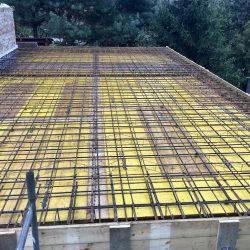 Wykonanie stropu nad parterem w dobudowanej części - BAUMAG - fot.1