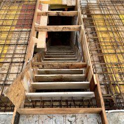 Klatka schodowa łącząca parter z piętrem - BAUMAG - fot.1