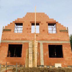 Rozbudowa z nadbudową domu jednorodzinnego w Wodzisławiu Śląskim - BAUMAG - fot. 2