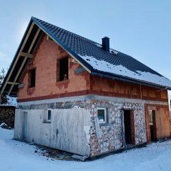 Rozbudowa z nadbudową domu jednorodzinnego w Wodzisławiu Śląskim - BAUMAG - fot. 4
