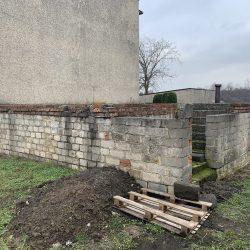 Rozbudowa domu jednorodzinnego w Raciborzu - BAUMAG - fot. 1