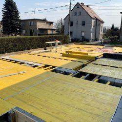 Nadbudowa domu jednorodzinnego w Raciborzu - fot. 1