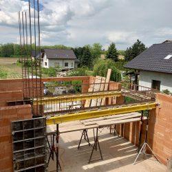 Nadbudowa domu jednorodzinnego w Raciborzu - fot. 5