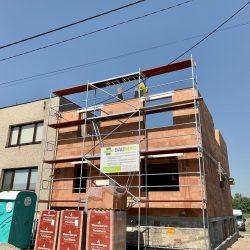 Rozbudowa z nadbudową domu jednorodzinnego w Raciborzu - BAUMAG - fot. 1