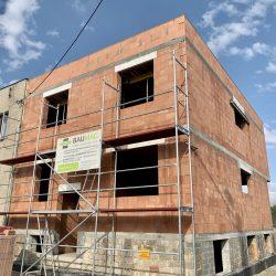 Rozbudowa z nadbudową domu jednorodzinnego w Raciborzu - BAUMAG - fot. 2