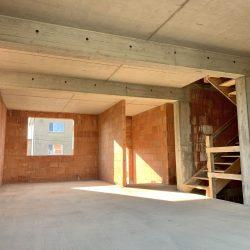 Wnętrze domu w stanie surowym otwartym - BAUMAG - fot.1