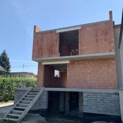 Rozbudowa z nadbudową domu jednorodzinnego w Raciborzu - BAUMAG - fot. 7