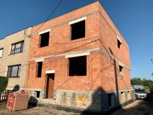 Rozbudowa i nadbudowa domu jednorodzinnego w Raciborzu - Firma budowlana BAUMAG