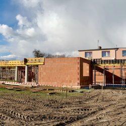 Wykonanie ścian nośnych - stan surowy otwarty domu jednorodzinnego, Owsiszcze - BAUMAG - fot.5