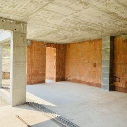 Wnętrze domu w stanie surowym otwartym - BAUMAG - fot.2